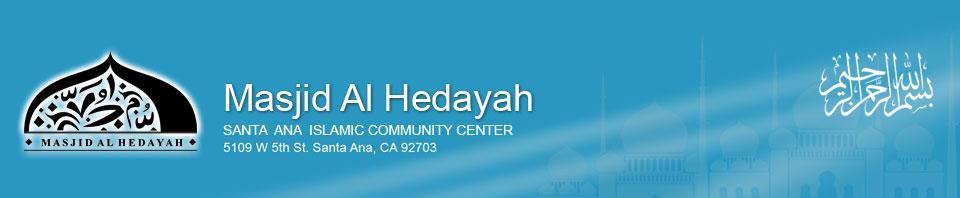 Masjidalhedayah.com